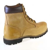Classic Timberland Pro Eagle S3 Mens Leather Safety Work Boots Brown